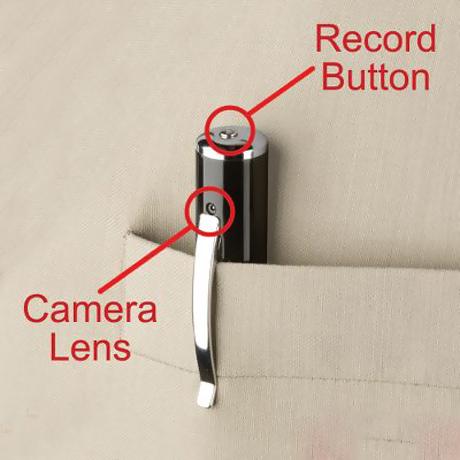 Bút camera ngụy trang HD