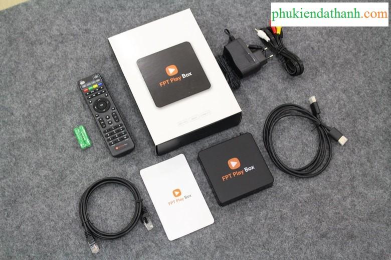 FPT Play Box 2018 biến TV thường thành Tivi thông minh