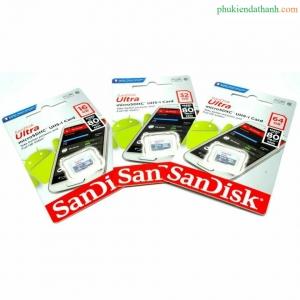 Thẻ Microsd 64gb Sandisk