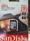 Thẻ nhớ 16GB máy ảnh SDHC