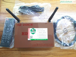 TV box H2 Voice Ram 2GB