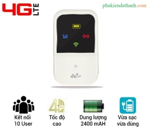 Phát sóng wifi 3G/4G LTE A800