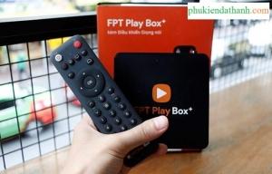 Tivi box FPT 2019 điều khiển giọng nói