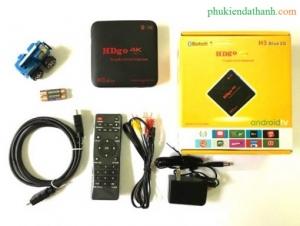 HDgo H3 Pro 2gb Bluetooth
