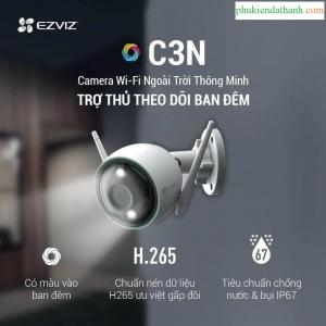Camera ngoài trời C3N 1080mpx