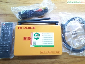 TV box H1 Voice