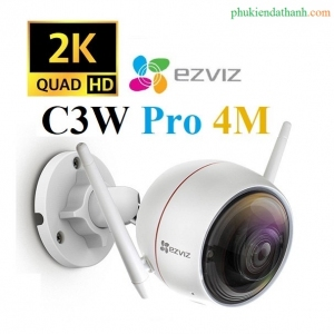 Camera ngoài trời C3W Pro 4M 2K đêm có màu