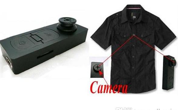Camera nút áo